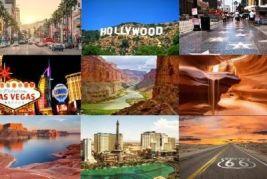 Los Angeles + Las Vegas + Kanyons